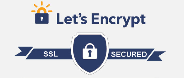 Lets Encrypt SSL Secured